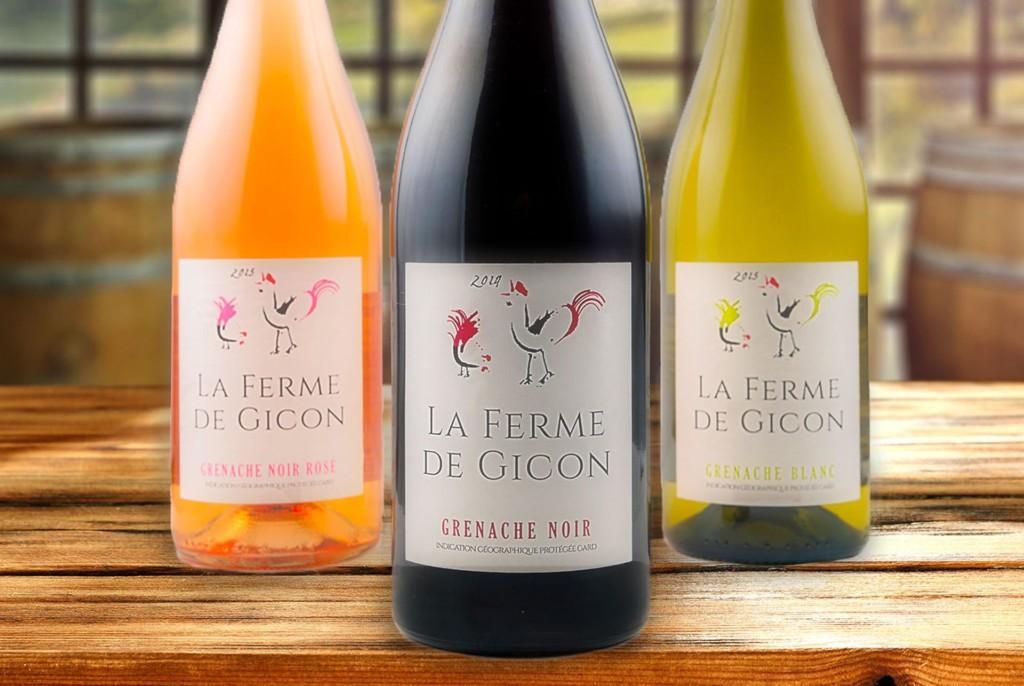 Etiquettes Vin Rhône-Alpes